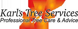 Karl's Tree Services Logo